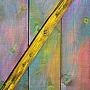 Gateway To Z Universe Art Print