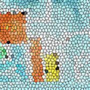 Geometric Abstract Art Print