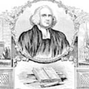 George Whitefield (1714-1770) Art Print