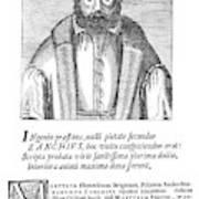 Girolamo Zanchi (1516-1590) Art Print