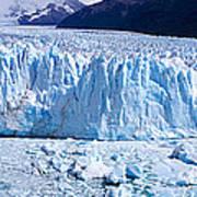 Glacier, Moreno Glacier, Argentine Art Print