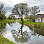 Grand Canal At Miltown Art Print