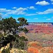 Grand Canyon - South Rim Art Print