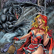 Grimm Fairy Tales 01 Art Print by Zenescope Entertainment