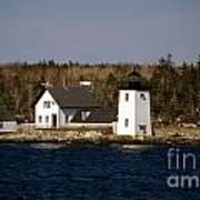 Grindel Point Lighthouse Art Print