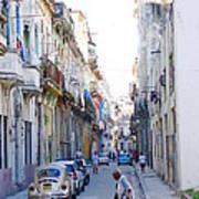 Habana Street Art Print