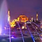 Hagia Sophia - Istanbul Art Print
