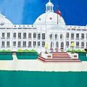 Haitian Palace Art Print