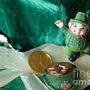 Happy St. Patricks Day Art Print