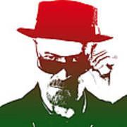 Heisenberg - 2 Art Print