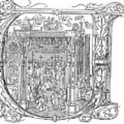 Henry Viii (1491-1547) Art Print