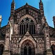 Hereford Cathedral Art Print