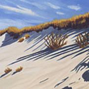 High Dune Art Print