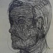 Him Art Print