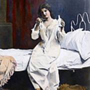 Home Medicine, 1901 Art Print