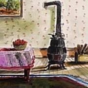 Homestead Room Art Print by John Williams
