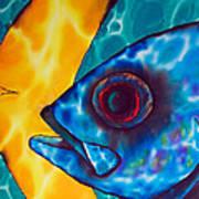 Horse -eyed Jack Art Print