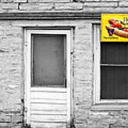 Hot Dogs Art Print