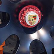 Hybrid Wheel  Art Print