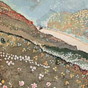 Illustration For Kim By Rudyard Kipling Art Print