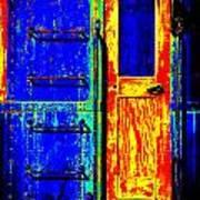 Impressionistic Photo Paint Gs 017 Art Print