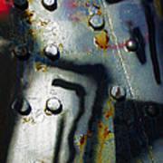 Industrial Detail Art Print
