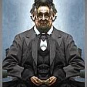 Inner Lincoln Art Print