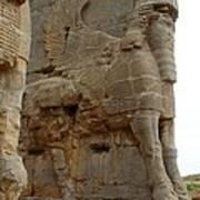 Iran Persepolis Art Print
