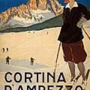 Italian Travel Poster Art Print