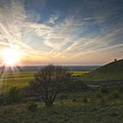 Ivinghoe Beacon Art Print