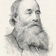 James Prescott Joule (1818-1889) Art Print