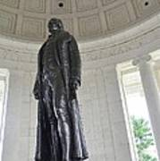 Jefferson Memorial # 6 Art Print