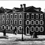 Jefferson's House, 1776 Art Print