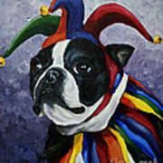 Jester II Art Print