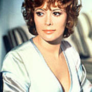 Jill St. John In Diamonds Are Forever  Art Print