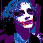 Joker 11 Art Print