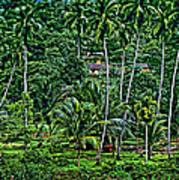 Jungle Life Art Print