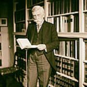 Justice Oliver Wendell Holmes 1924 Art Print