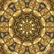 Kaleidoscope 45 Art Print