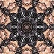 Kaleidoscope 48 Art Print