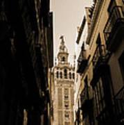 La Giralda - Seville Spain Art Print