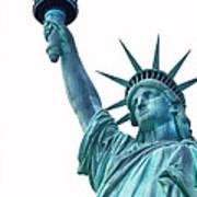 Lady Liberty  Print by Jaroslav Frank