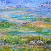 Landscape After Rassuman Art Print