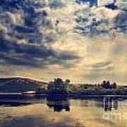 Landscape Art Print by Jelena Jovanovic