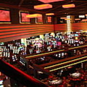 Las Vegas - Planet Hollywood Casino - 12123 Art Print