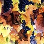 Late Harvest 3 Art Print
