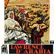 Lawrence Of Arabia, Aka Lawrence Art Print