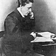 Lewis Carroll Alias Charles Lutwidge Art Print