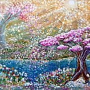 Light Of Spring Art Print