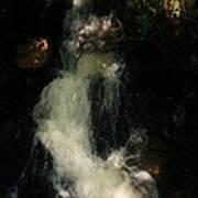 Llangollen And Maelor Country Waterfalls Art Print